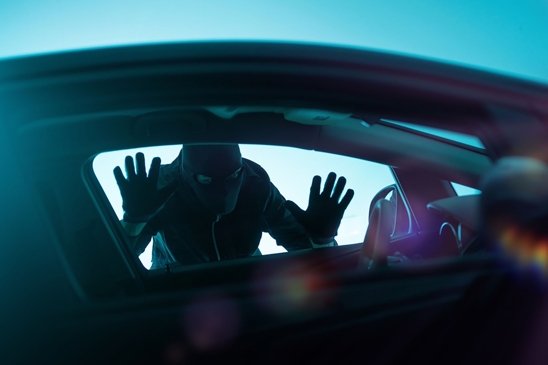 keep your car dealership safe from thieves